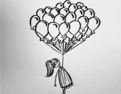 Sketching animé - Mariage