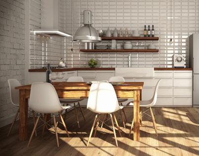 3D interior / apartment