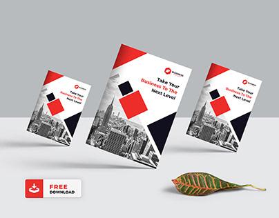 Business Brochure Design Free Download