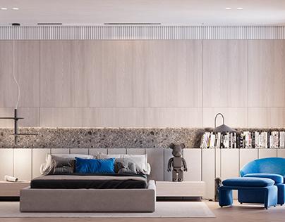 Villa in the Arab Emirates