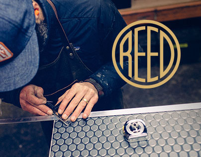Reed Building Co. Brand Identity