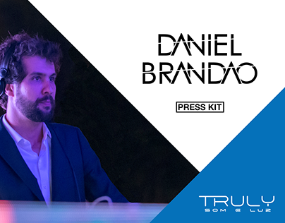 Daniel Brandao | Press Kit