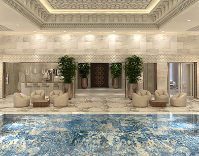 PRIVATE SWIMMING POOL IN DOHA, QATAR