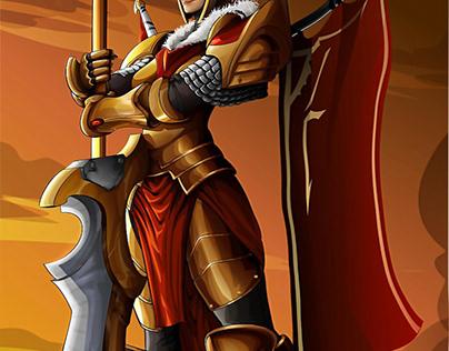 Legion Commander (Dota 2)