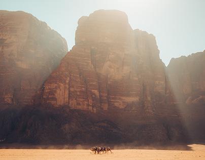 7 days in Jordan