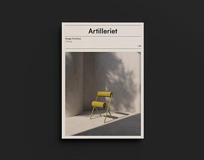Artilleriet | Editorial Design