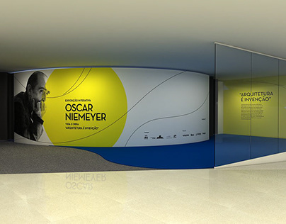 "Oscar Niemeyer's Exhibition: Life and Work - ""Architect"