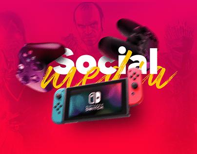 Miguel Games | Social Media
