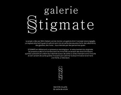 Galerie Stigmate