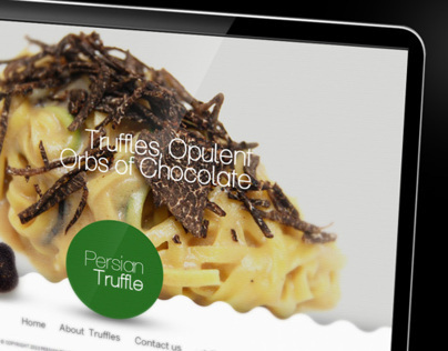 Persian Truffle Website