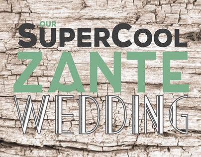 Wedding One page Website