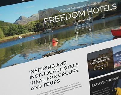 Hotel Chain Website