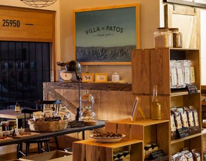 VILLA DE PATOS (Saltillo)