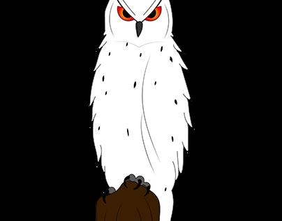 Owl - d'art (2021)