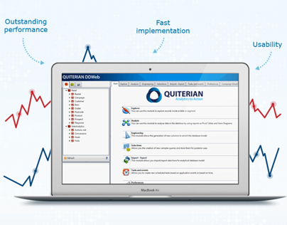 Data analysis system — Quiterian