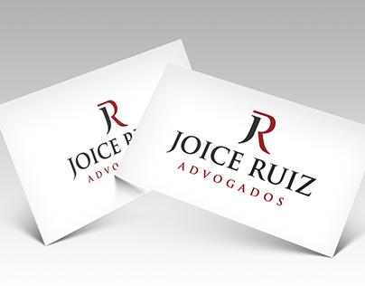 Estudo de Logotipo JOICE RUIZ ADVOGADOS