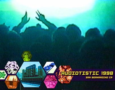 Audiotistic Lower 3rd [motion gfx]