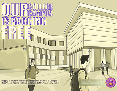 Campaign on Anti Ragging/ Bullying in colleges