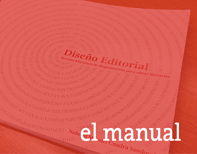 Manual de diseño editorial para textos literarios