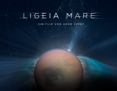 Movie poster for 'Ligeia Mare', 2020