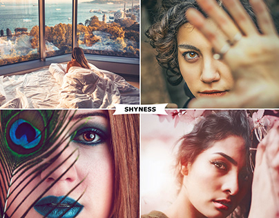 Shyness Photoshop Actions Download