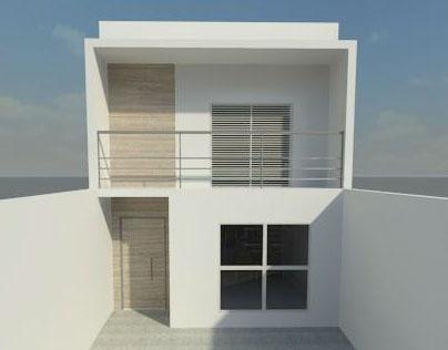 House 130m²