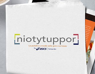Niotytuppor- La palabra creada solo para curiosos