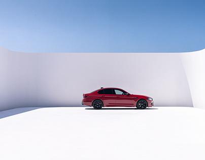 BMW M5 LCI – Studio