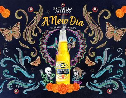 Estrella Jalisco // Día de los Muertos // Key Visual