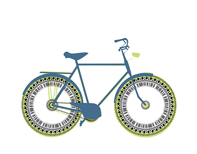 Bicycle-cycle