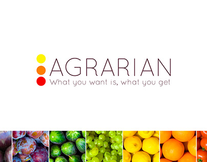 Agrarian : Mobile Application
