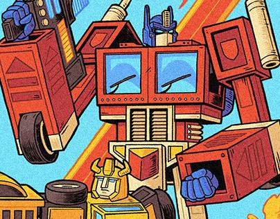 Autobots!