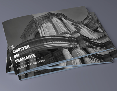 Brochure - Il Chiostro del Bramante