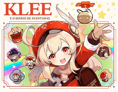 Klee e o Diário de Aventuras