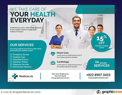 Pharmacy Promotional Postcards and EDDM