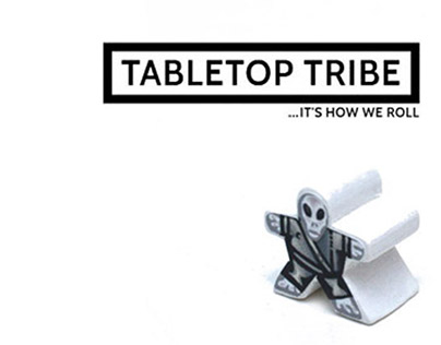 Tabletop Tribe Identity (www.tabletoptribe.com)