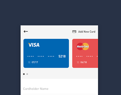 Daily UI#002 - Check Out