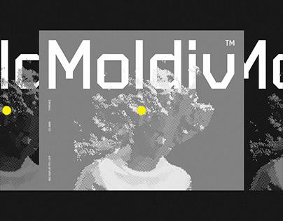Moldiv Typeface