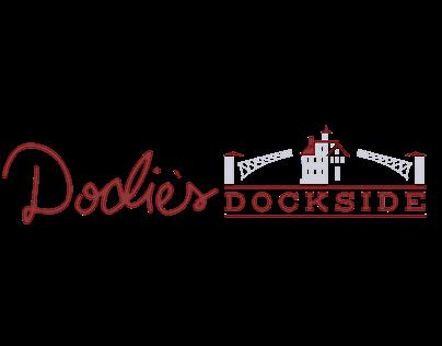 Dodie's Dockside Logo Design