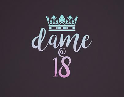 Dame's 18th Birthday