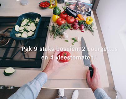 Albert Heijn + Google Home