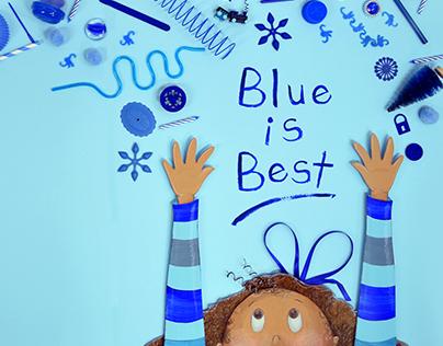 Blue is Best