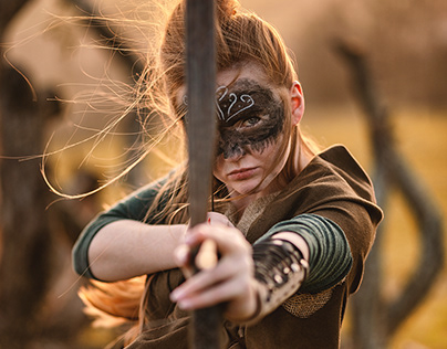 Anina Elven Ranger