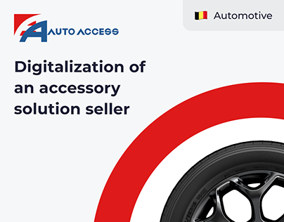 Digitalization and innovation for automotive supplier