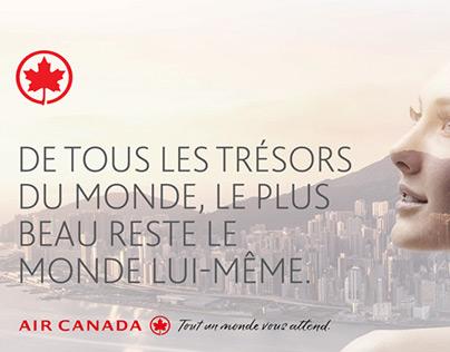 Affiches - Air Canada