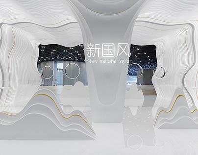 Decent Booth Design