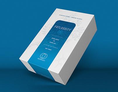 Fatlossity package design