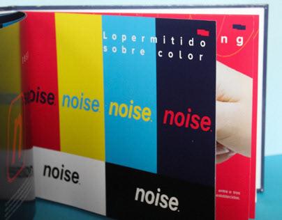 Manual de marca Noise