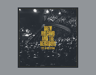 Copy of Drew Holcomb and The Neighbors — Live