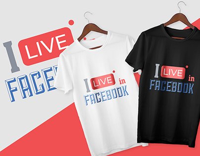 FACEBOOK - Social Media T-Shirt Bundle